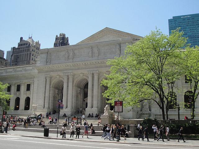 映画『ニューヨーク公共図書館 エクス・リブリス』を見ました