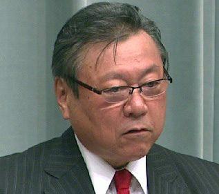 桜田義孝氏(首相官邸ウェブサイトから)