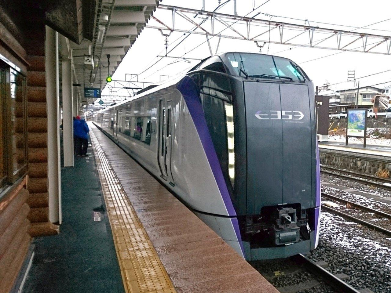 2020春・18きっぷで新聞収集旅行(1日目)大阪から中央線経由で宇都宮へ